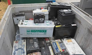 nea guidelines car battery disposal