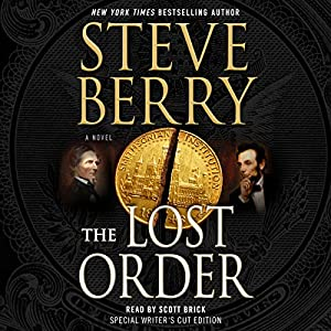 the lost order steve berry free download pdf