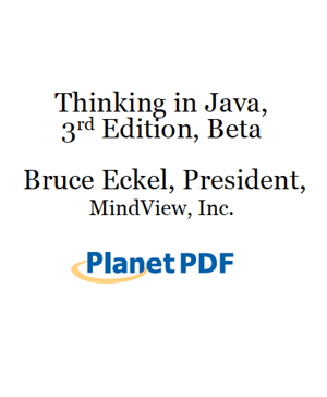 thinking in java 9th edition pdf free download