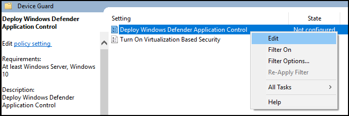 mission control group windows by application