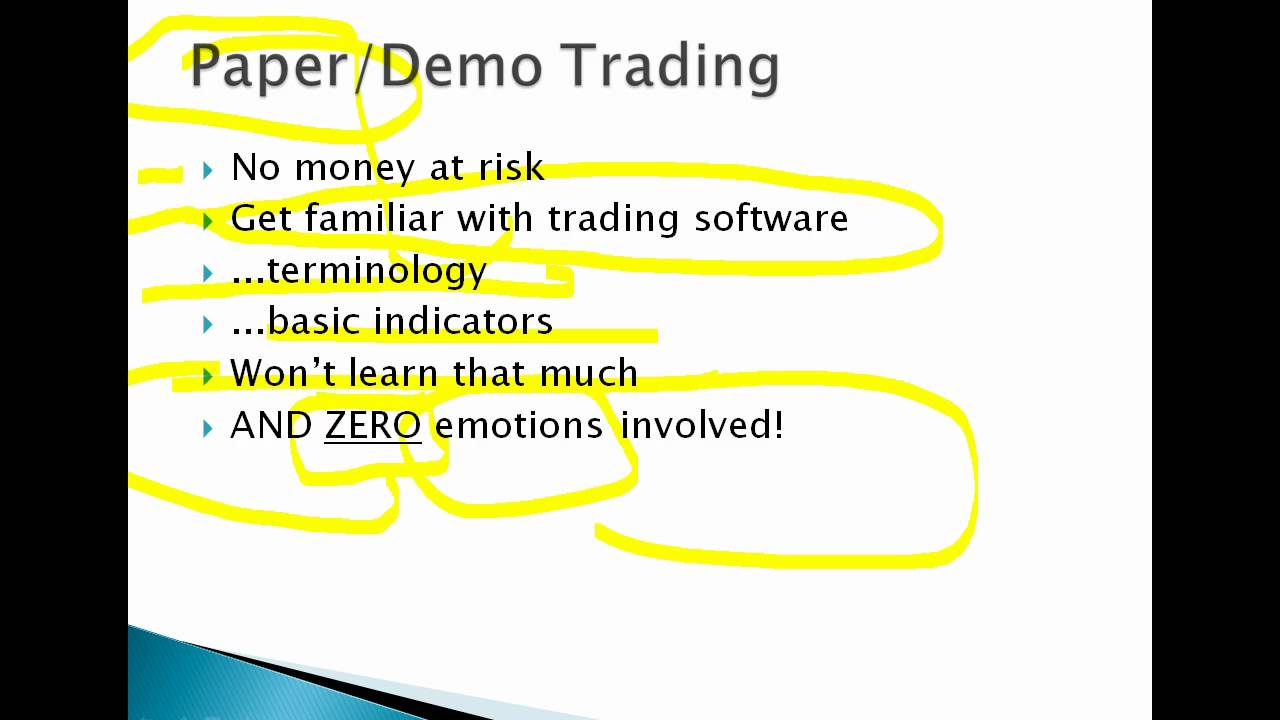 trading tutorial for beginners pdf