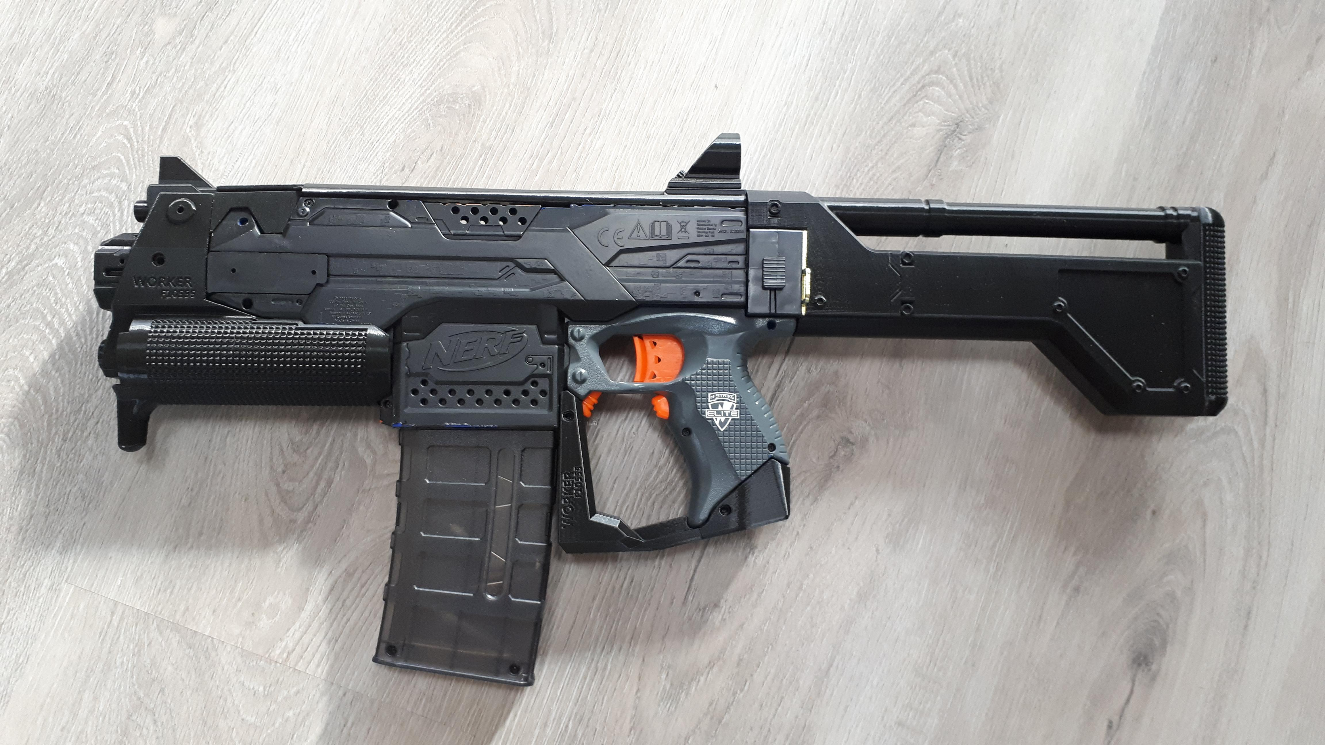 nerf rival helios mod kit guide