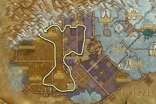 wow 2.4.3 leveling guide horde