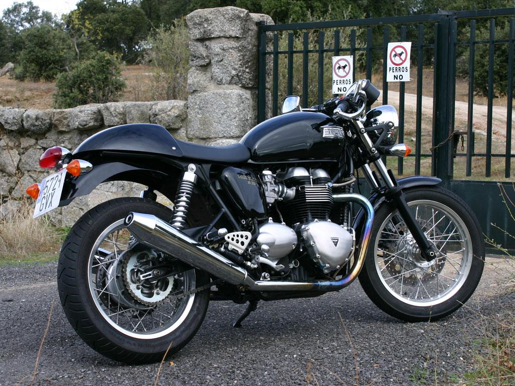 triumph thruxton r user manual