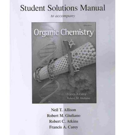 introduction to organic chemistry student solutions manual