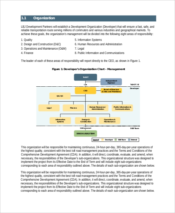 software project management plan example pdf