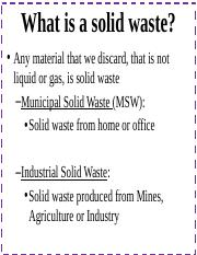 municipal solid waste management pdf anna university notes